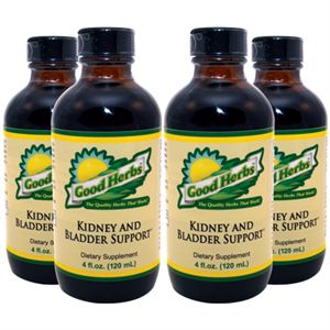 Picture of Kidney and Bladder Support (4oz) - 4 Pack